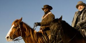 En el oeste, los negros no tenían derecho ni a montar a caballo.