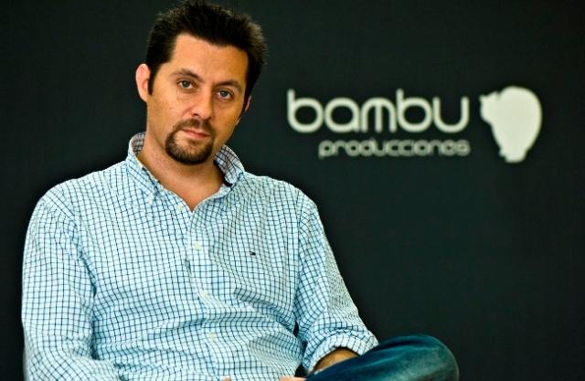 Ramón Campos, un autor con sello y estilo propios.