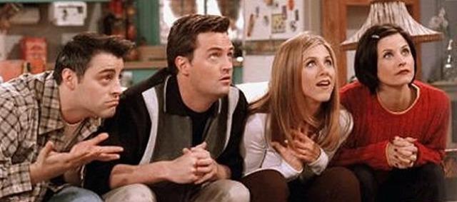 Ésta misma cara bobos se nos quedaba a todos viendo sitcoms en las TV generalistas.
